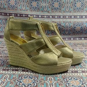 6b9d1b233ab9 MICHAEL Michael Kors Shoes   Carolyn Wedge   Poshmark